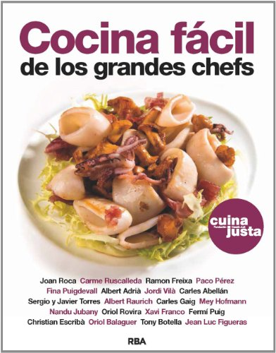 Cocina fácil de los grandes chefs (OTROS GASTRONOMIA)