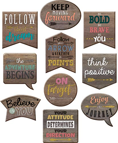 Teacher Created Resources Home Sweet Classroom Positive Sayings Accents (TCR8859)