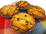 GOURMET BAKED PIES: We are a natural bakery that takes pride in our ingredients and old-world processes. We have the perfect individually wrapped homemade 4-inch mini pies for you to enjoy. Our fresh pie assortment flavors are classic and comforting....