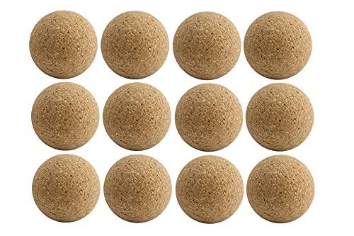 Lot de 12 balles de Baby Foot Liège