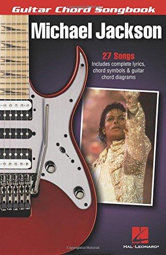 Michael Jackson Guitar Chord Songbook