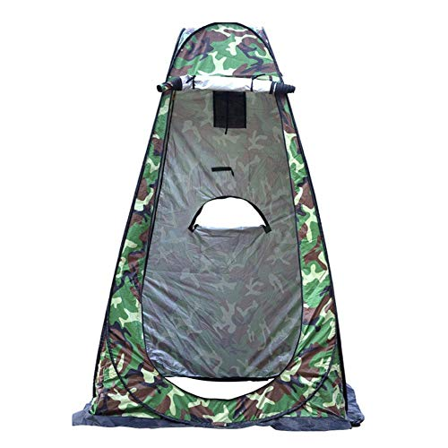 Pop Up Privacy Shower Tent, Portable Removable Dressing Changing Room, Outdoor Camping Toilet Shower Changing Single Room for Outdoors Beach Camping Travelling