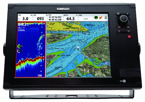 Simrad NSS12 Écran Multifonctions Version Europe