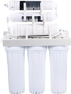 Aufee Purificateur d'eau, Filtre à Eau en 6 étapes, système de Filtration d'eau Potable par Osmose Inverse de 0,01 Micron ...