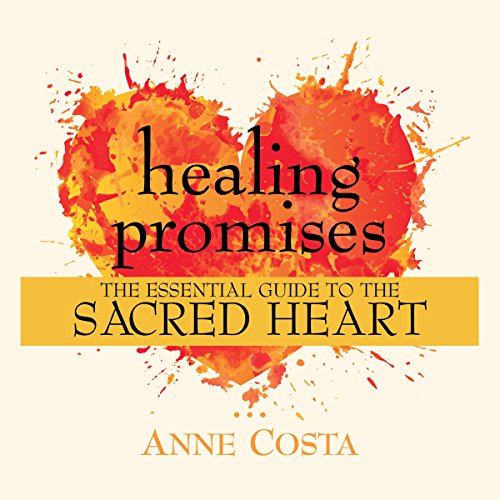 Healing Promises audiobook cover art