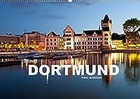 Stadt Dortmund (Wandkalender 2022 DIN A2 quer): Die sehenswerte Stadt Dortmund im Ruhrgebiet. (Monatskalender, 14 Seiten )