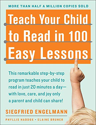 Compare Textbook Prices for Teach Your Child to Read in 100 Easy Lessons 1st Edition ISBN 8601300365237 by Engelmann, Siegfried,Haddox, Phyllis,Bruner, Elaine