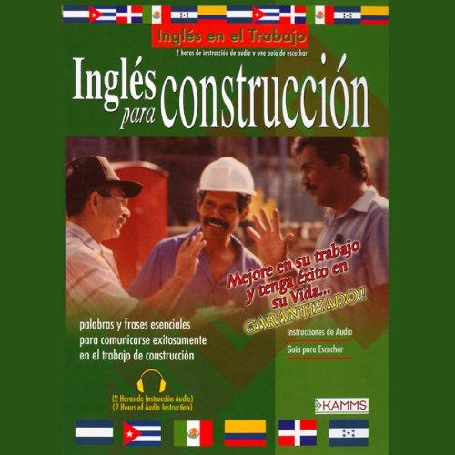 Ingles Para Construccion (Texto Completo) [English for Construction] audiobook cover art