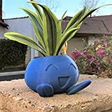 SFBBBO Pot de Fleur Pot de Fleur étrange Pot de Plante Planteur Pot Pokemon Bleu Moyen