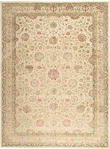 CarpetVista Täbriz Royal Teppich 299x417 Orientalischer Teppich