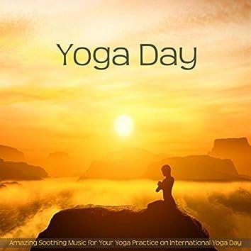 Yoga Day – Amazing Soothing Music for Your Yoga Practice on International Yoga Day