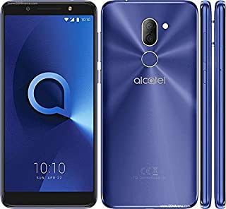 Alcatel 5099UDS16GB4G.MOALC5099U2AALAE2 Smartphone, 16 GB Dual SIM Blue