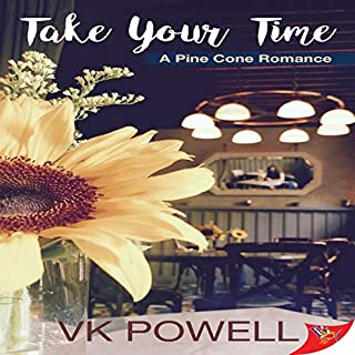 Take Your Time audiobook cover art