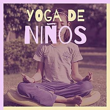 Yoga de Niños - Canciones con Sonidos de la Naturaleza Clases de Yoga