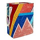 Yumansis Cuciture Geometriche triangolari Panier de Rangement pliant carré étanche Cesti...