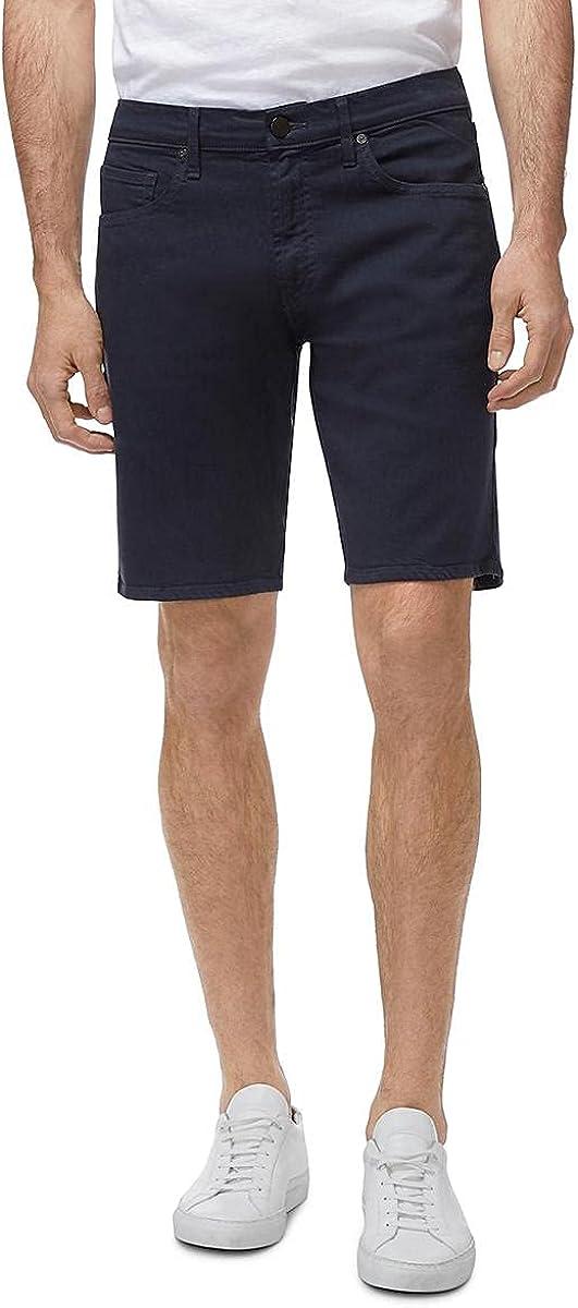 J Brand Mens Denim Knit Denim Shorts