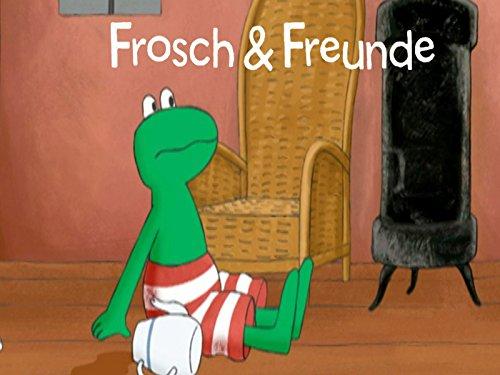 Frosch ist traurig