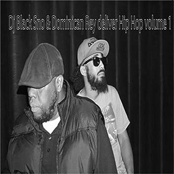 DJ Black Sno & Dominican Rey Deliver Hip Hop, Vol. 1