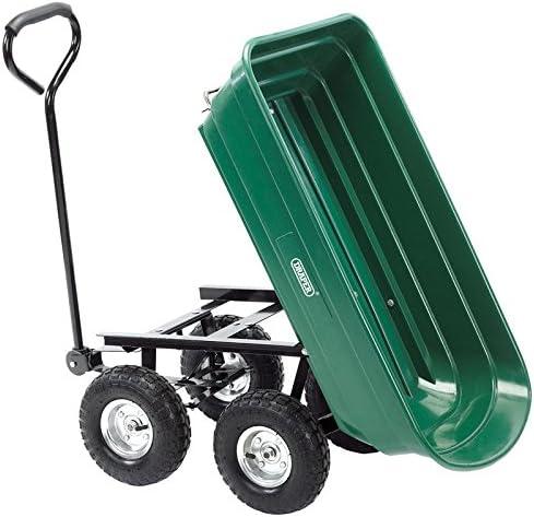 Draper - Carro para jardín, Verde: Amazon.es: Jardín