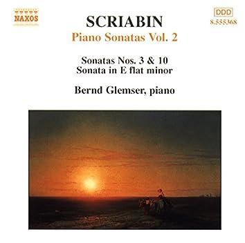 Scriabin: Piano Sonatas, Vol.  2