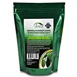 Zokiva Nutritionals - Soursop Leaves Hojas De Guanabana 3 oz Pack of Graviola Leaves for Tea - A Natural Caffeine - Free Bioavailable Superfood Rich in Powerful Antioxidants - in Zip Pouch