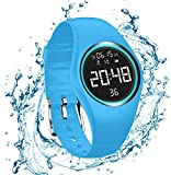 RCruning-EU Pulsera Actividad Impermeable IP68 Fitness Smartwatch Tracker Contador de Pasos,...