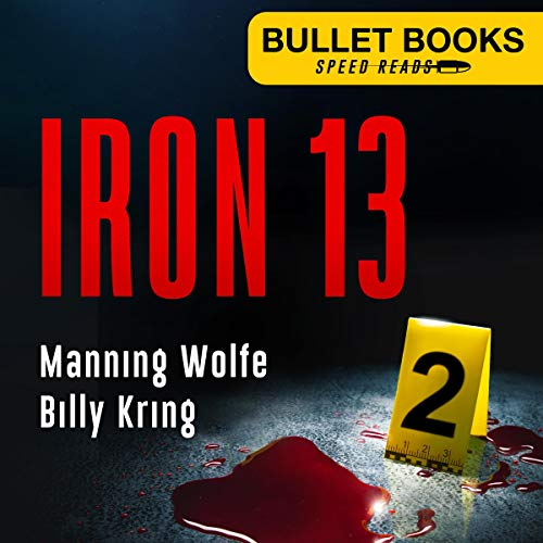 Iron 13  By  cover art