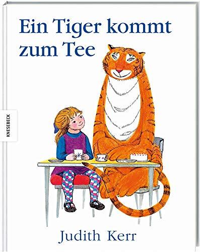 Ein Tiger kommt zum Tee