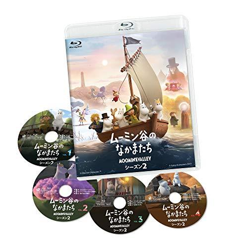 【Amazon.co.jp限定】ムーミン谷のなかまたち 2 豪華版Blu-ray-BOX(初回限定生産)(Amazon.co.jp限定オリジナルトート付)