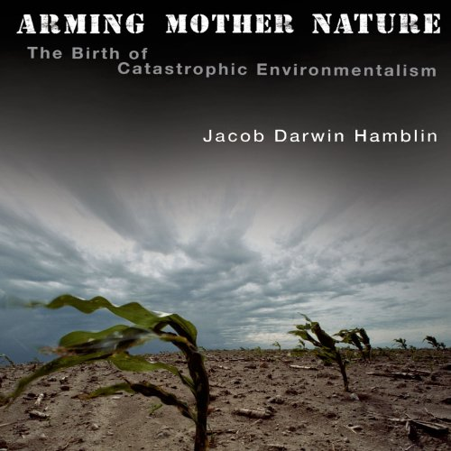 Arming Mother Nature audiobook cover art