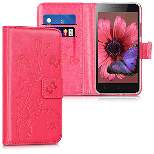kwmobile Funda Compatible con Lenovo C2 (5