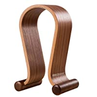 Deals on Deco Gear Wood Headphone Display Stand