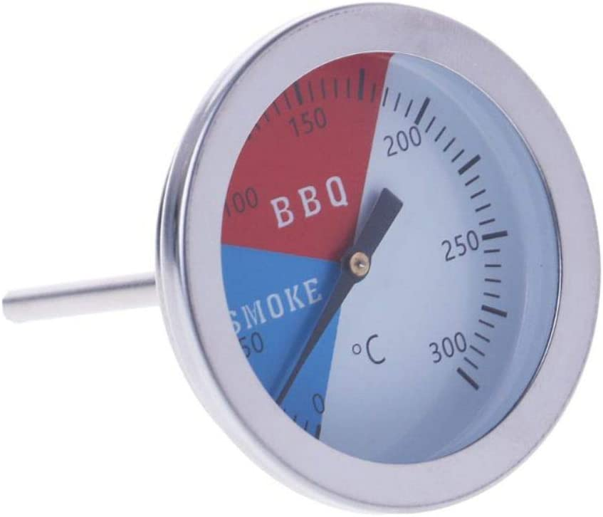 Onewell Outdoor Max 89% Albuquerque Mall OFF BBQ Grill Kitchen Thermometer