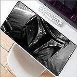 Alfombrilla de ratón Material de Caucho Natural Juego de Mesa Impermeable Alfombrilla de ratón Estera de Tabla 5 M400X700X2M