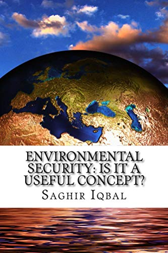 Environmental Security: Is it a Useful Concept? (English Edition)