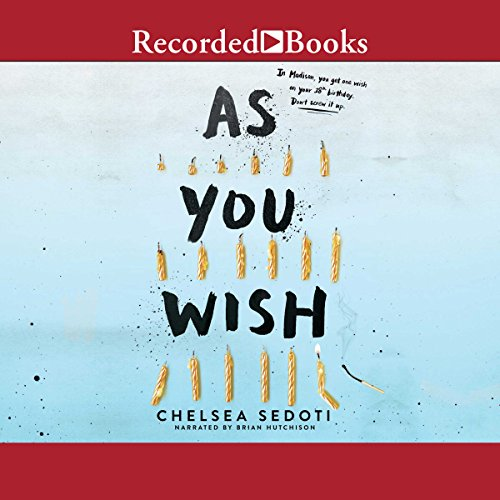 As You Wish audiobook cover art