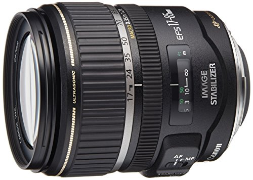 Canon EF-S 17-85mm f/4.0-5.6 IS USM Lens (Generalüberholt)