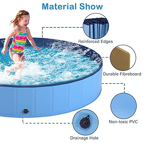 Dono Foldable Pet Bath Tub