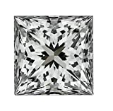 GIA Certified Princess Cut Natural Loose Diamond (1.00 to 5.99 Carat)