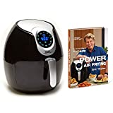 PowerXL Power AirFryer 5.3 Quart Deluxe with Cookbook