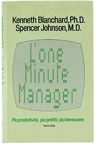 L'ONE MINUTE MANAGER,