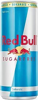 Red Bull Enerji İçeceği, Şekersiz, 250 ml