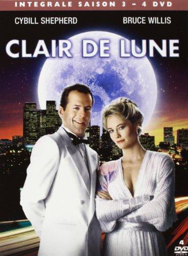 Clair de Lune : l'intégrale saison 3 - Coffret 4 DVD