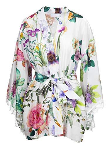 Luxury Fashion | P.a.r.o.s.h. Dames D430202802 Wit Zijde Blouses | Lente-zomer 20