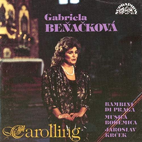 Jaroslav Krček, Bohumil Kulínský, Musica Bohemica, Bambini di Praga