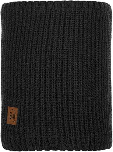 Buff Rutger Cache-Cou tricoté Polaire Mixte Adulte, Graphite, FR Unique Fabricant : Taille One sizeque