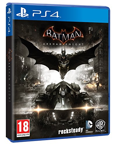 Batman: Arkham Knight - PS4