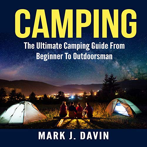 Camping cover art