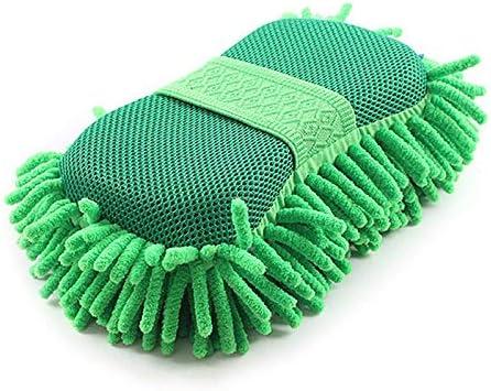 Kfdzsw Car wash Towel Car Wash Auto Hand Soft Towel Brush Microf