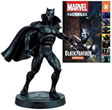 Marvel Fact Files Special #20 Black Panther Statue with Collector Magazine